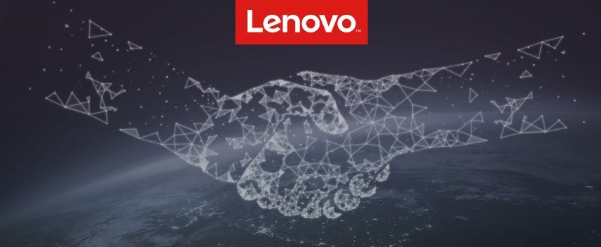 Lenovo and VXL: perfect partners